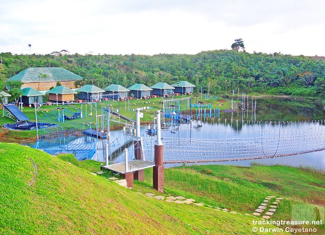 9 Caliraya Mountain Spring Marina Resort - Water Obstacle Course