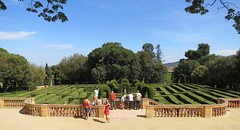 Parc del Laberint d'Horta. Barcelona. Spain