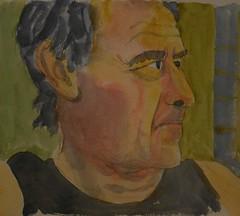 Freddy Lauwers for JKPP by Bill Fulton watercolors