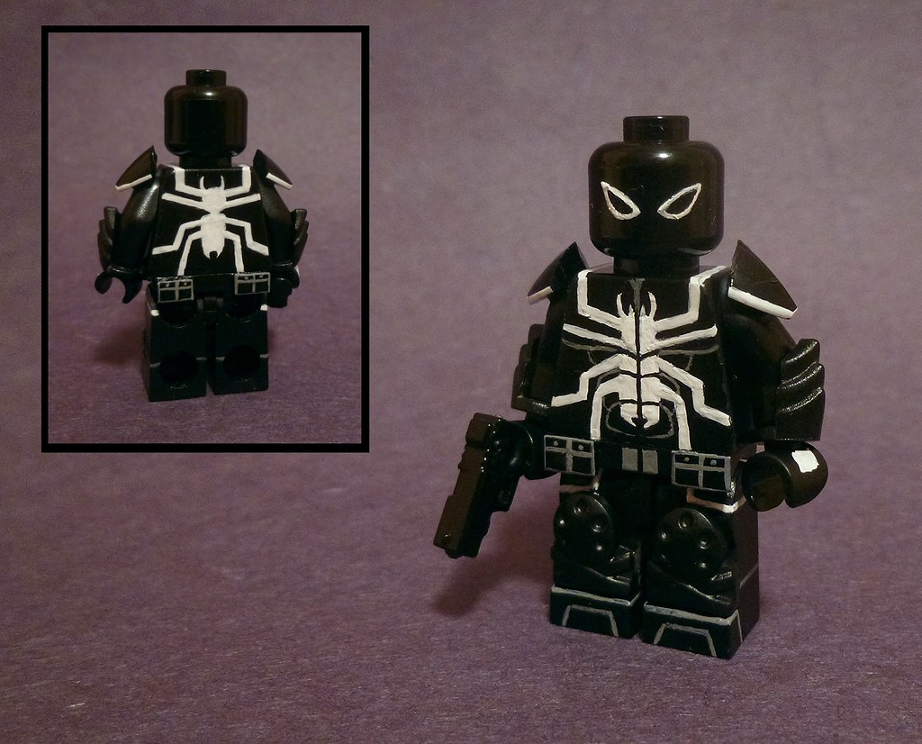 Lego Venom Custom Www Pixshark Com Images Galleries With A Bite