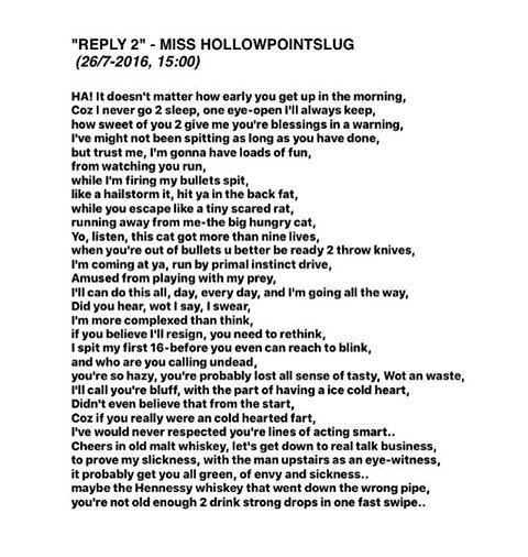 Freestyle lyrics about life - Home | Facebook