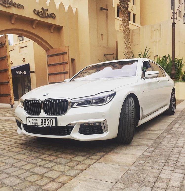 Bmw 7 Series Rental Dubai Bmw 740 2016 Uptown Rent Car Flickr