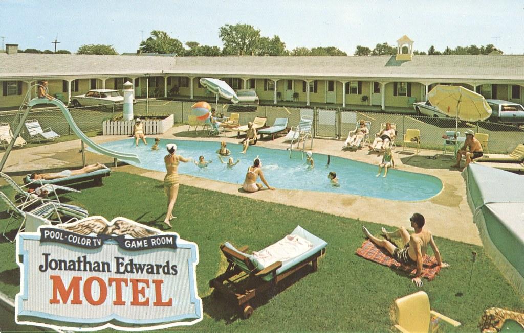 Jonathan Edwards Motel - Dennisport, Massachusetts
