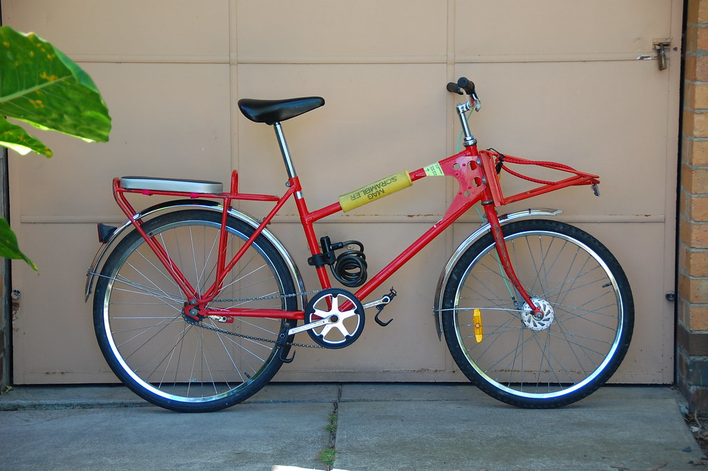For Sale Southcott Australia Post Mail Bicycle Built By