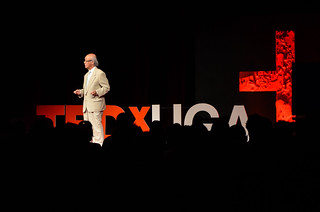Han Park @ TEDxUGA 2015: Plus+ | by New Media Institute