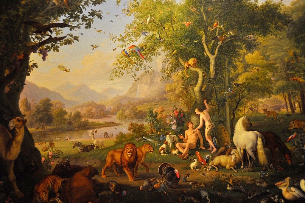 the garden of eden Shmoop bible guide explains the garden of eden in book of genesis the garden of eden analysis by phd and masters students from stanford, harvard, and berkeley.