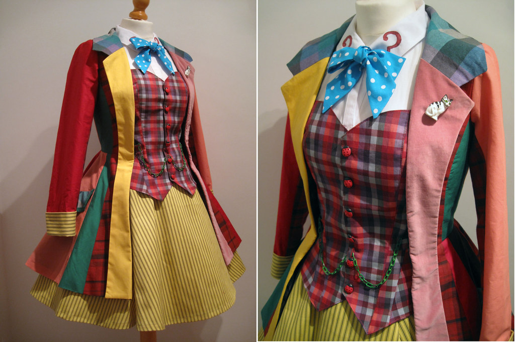 Doctor Who - Femme Sixth Doctor Colin Baker Cosplay by Frockasaurus