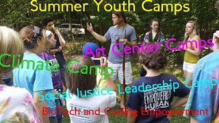 youth power summer camps for children that empower social justice