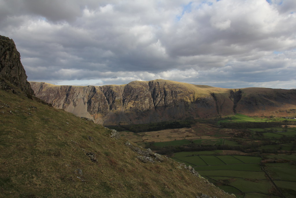 buckbarrow, camping, church stile campsite, middle fell, mountains, nether wasdale,  walk, wasdale, wast water, greendale tarn, greendale gill, seascale, mawsons ice cream parlour