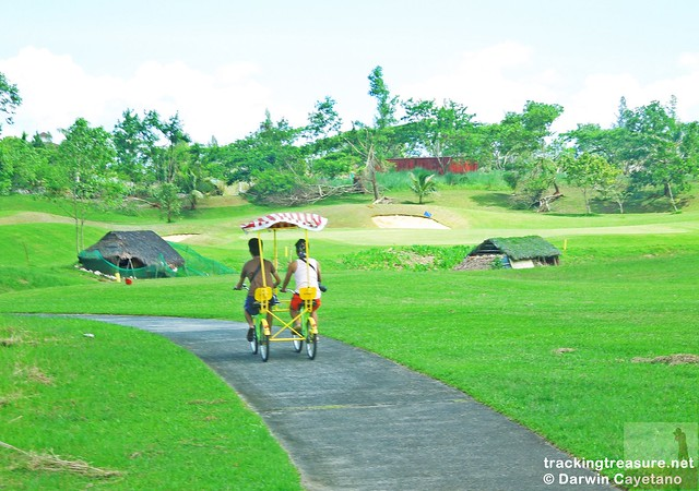 8 Caliraya Mountain Spring Marina Resort - Biking