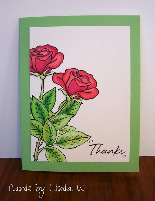 Roses thanks
