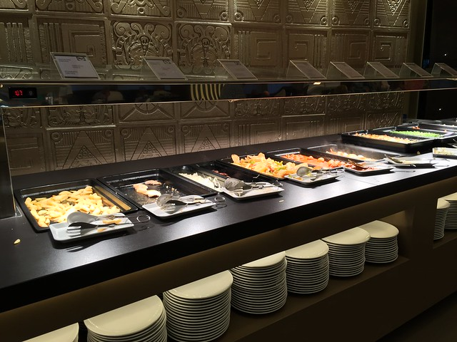 Buffet Restaurante del Hotel Don Pancho