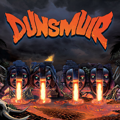 Cover of s/t by Dunsmuir