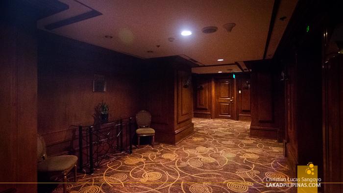 Holiday Inn Manila Galleria Hallway
