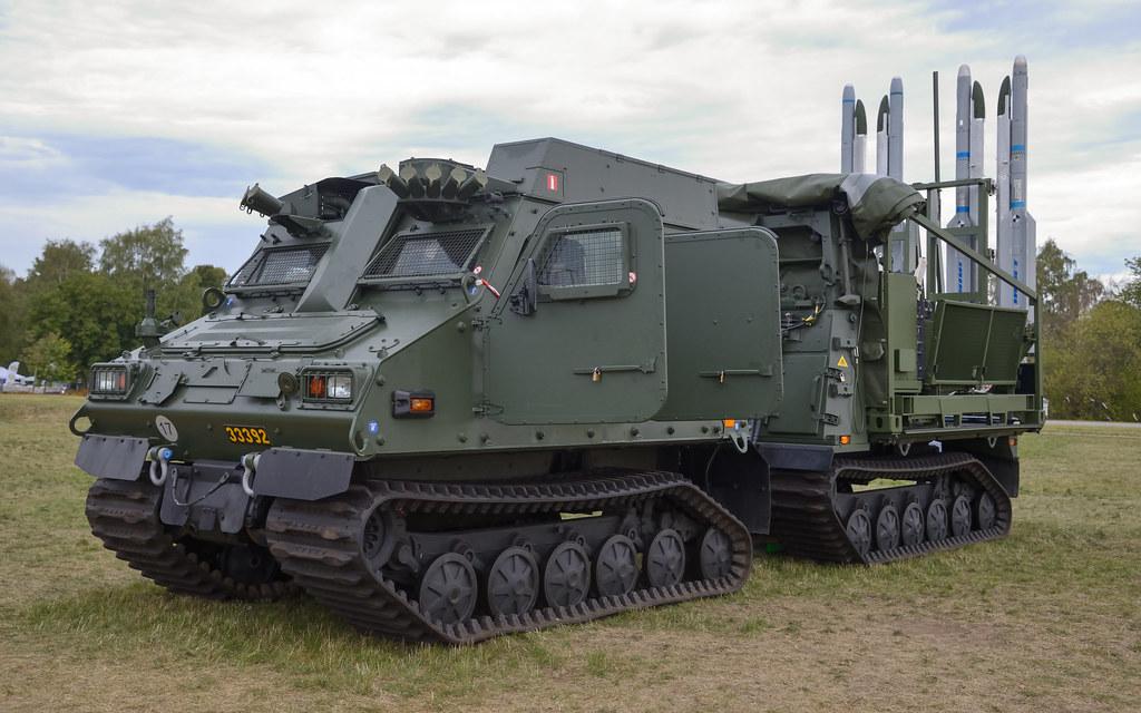 H 228 Gglunds Bvs 10 Mkiib Iris T Sls Lauching Station Flickr