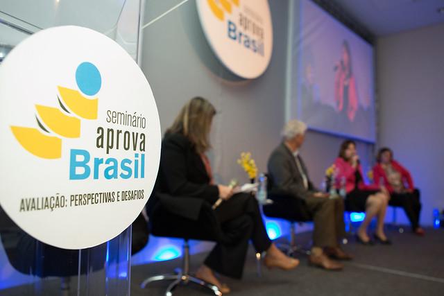 Seminário Aprova Brasil - São Paulo