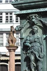 Am Römer in Frankfurt