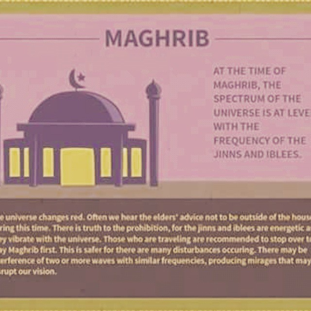 Maghrib Prayer Time by hyperessence on DeviantArt
