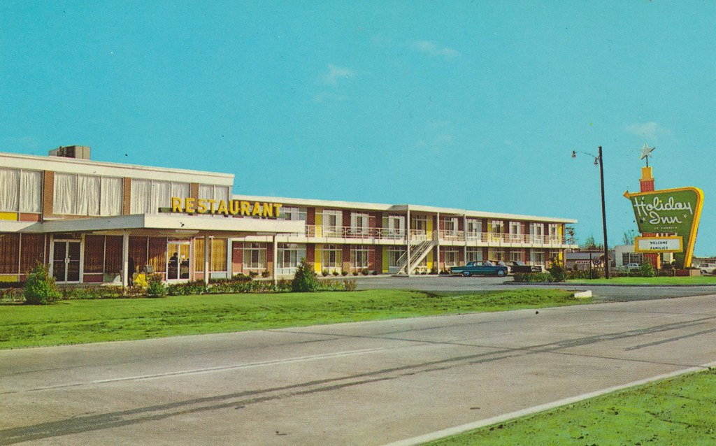 Holiday Inn North (No. 2) - Rocky Mount, North Carolina