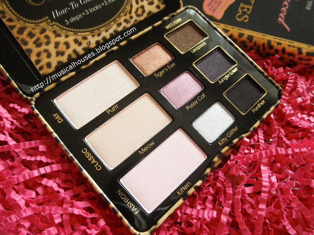 Too Faced Cat Eyes Eyeshadow Palette 1
