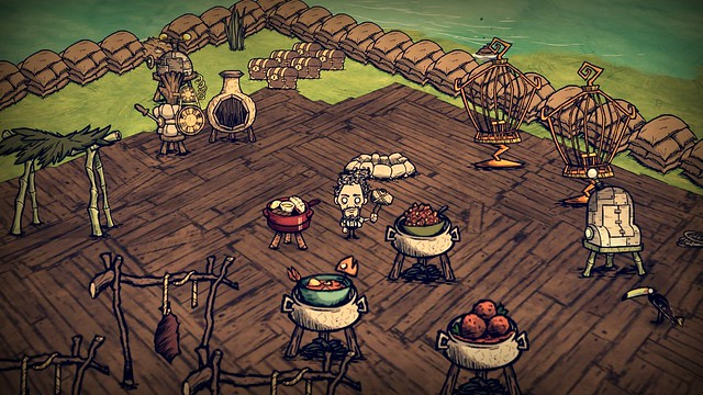 5 Tips to Survive Don't Starve: Shipwrecked, Out August 2 on PS4 – PlayStation.Blog