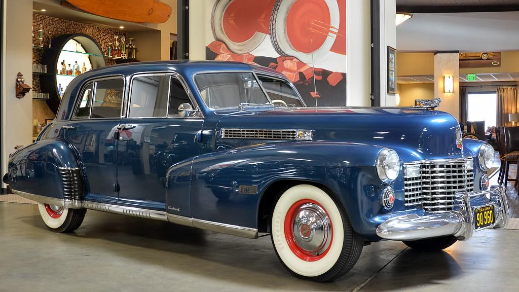 1941 Cadillac Fleetwood Series 60 Special   Crevier Classics…   Flickr