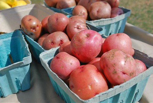 Potatoes from Sneaky Crow Farm