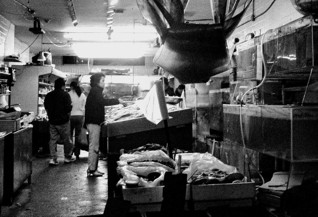 Chinese fish market chinatown in philadelphia for Fish market philadelphia