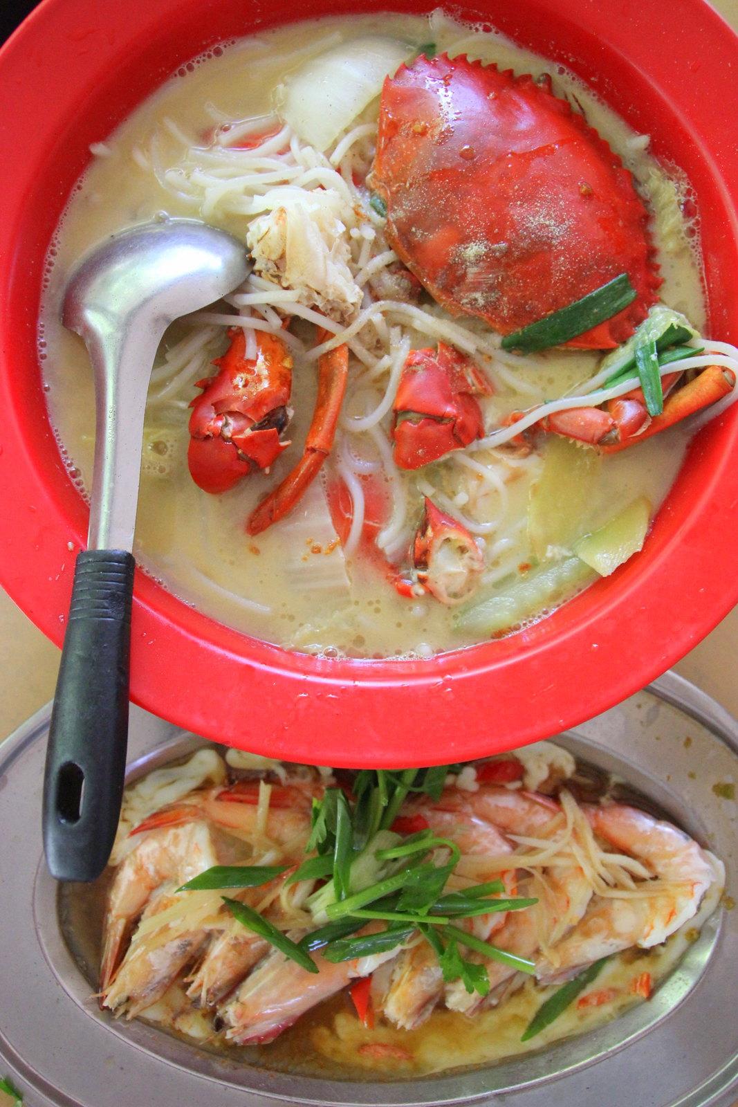 Amu Coconut Villa Seafood Restaurant Sitiawan