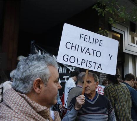 16j03 Madrid Calle Ferraz 1 octubre 2016 Foto Jaime García Uti 465