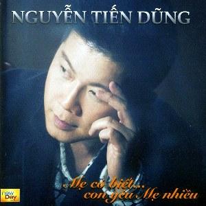 Nguyễn Tiến Dũng – Mẹ Có Biết… Con Yêu Mẹ Nhiều – 2016 – MP3 – Album
