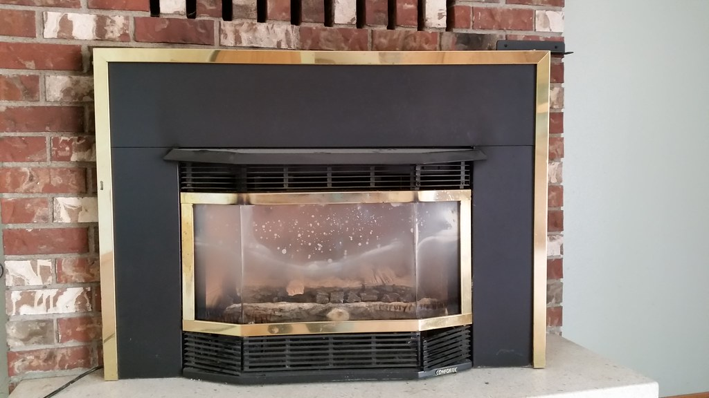 COMFORTEC FIREPLACE INSERT | This Comfortec Fireplace ...