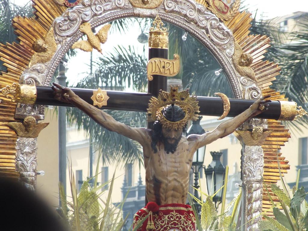 Resultado de imagen para Señor del Santuario de Santa Catalina y Nuestra Señora de las Angustias
