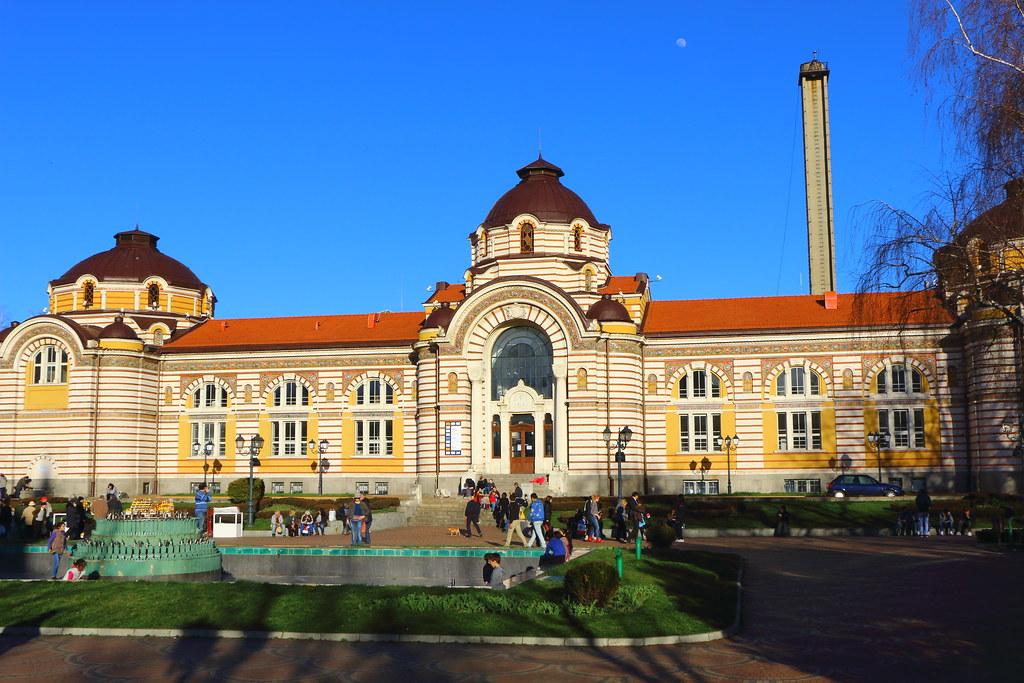3.    Sofia, Bulgaria