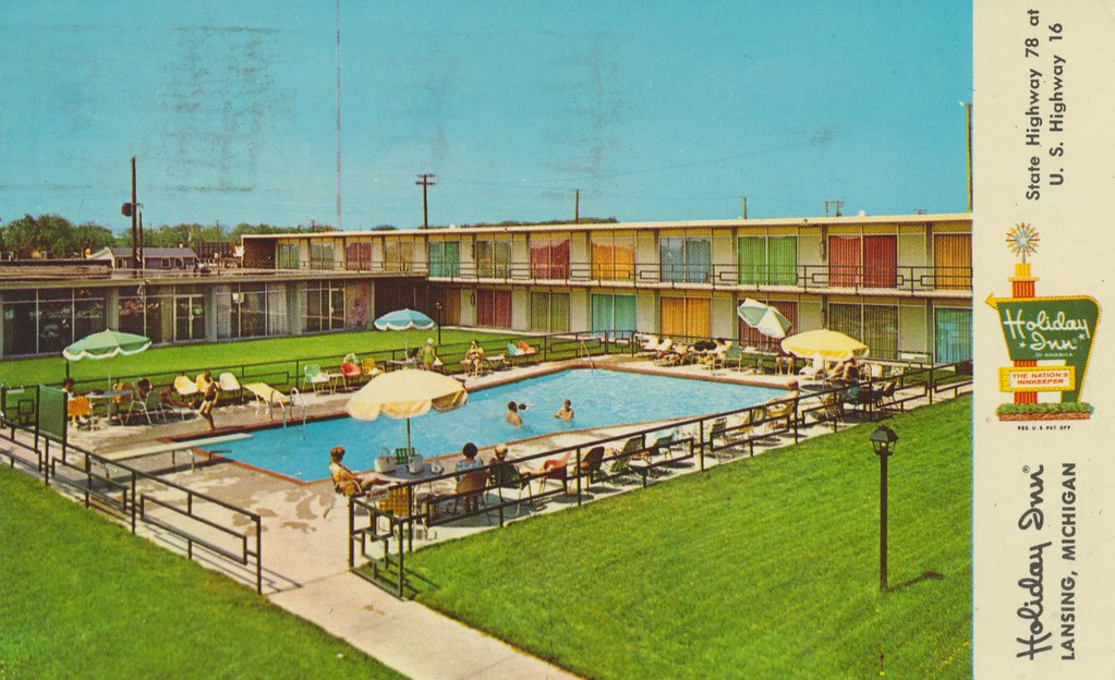 Holiday Inn - Lansing, Michigan