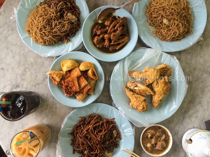 Kedai Kopi Nam Pang 南邦