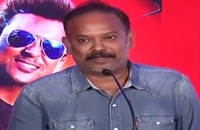 Venkat prabhu at Masss Press Meet