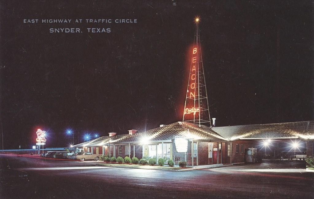 Beacon Lodge - Snyder, Texas