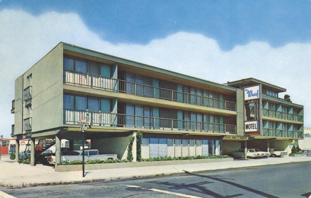 The Wharf Motel - San Francisco, California