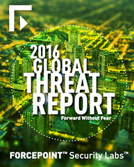Forcepoint global report 2016