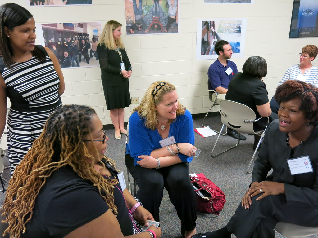 Showcase of Learning at EL Wright Middle School | Richland School ...
