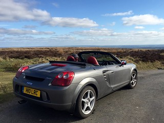 MR2 on the North York Moors | by Lewis Craik