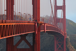 Different View of the Golden Gate Bridge