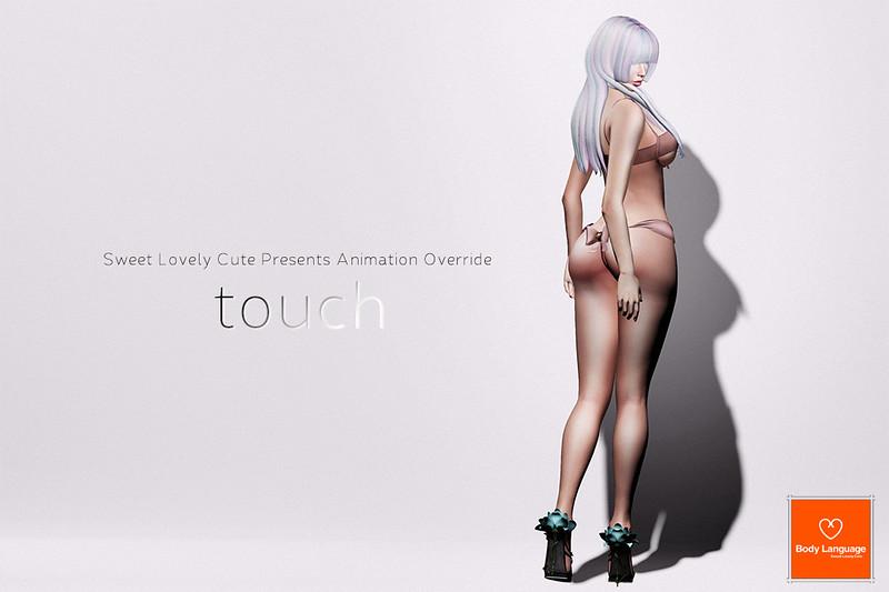 AO touch @ ROMP