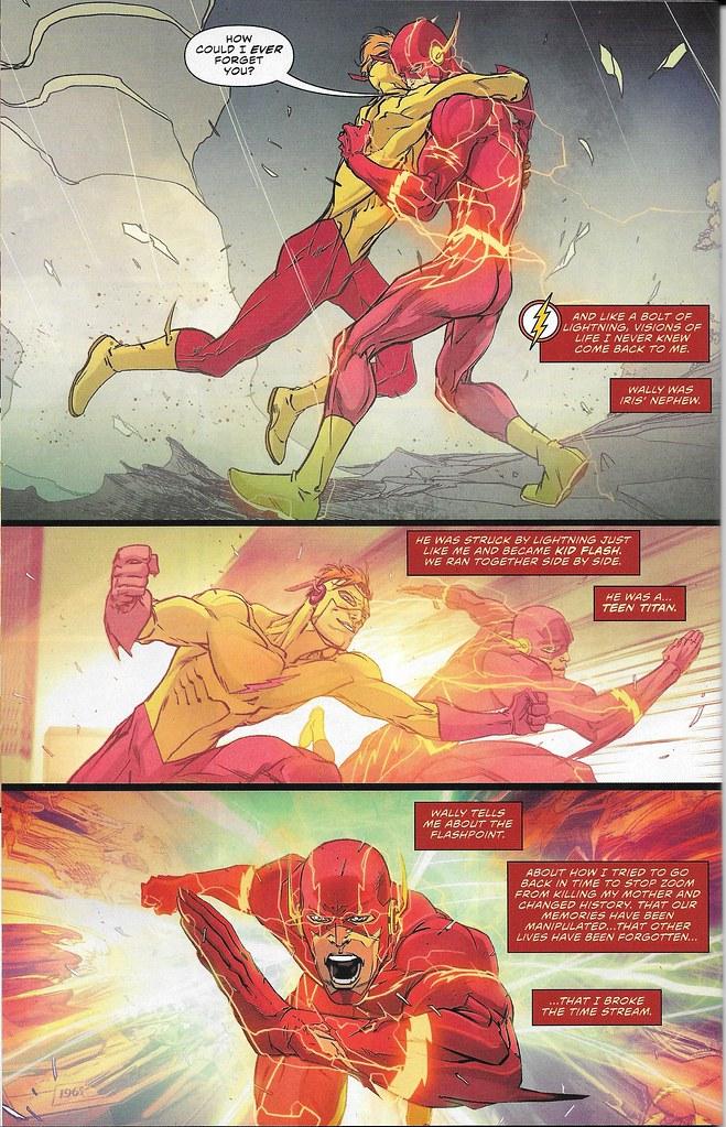 Image result for DC Universe Rebirth #1