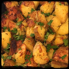 #Basil #Pignoli #Pesto #Potatoes #Homemade #CucinaDelloZio -