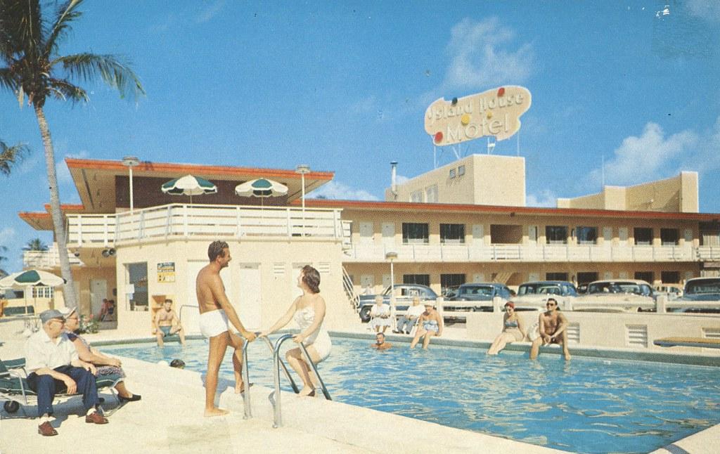 Island House Motel - Miami Beach, Florida
