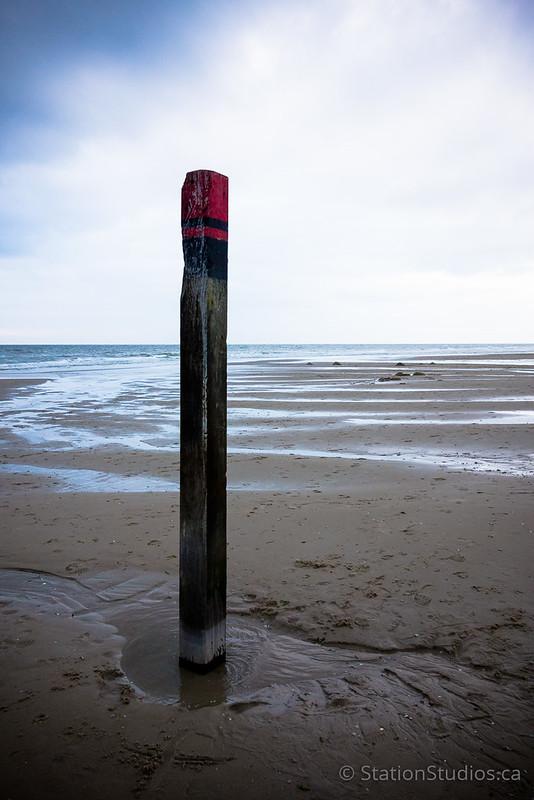 Post, Strand, De Koog