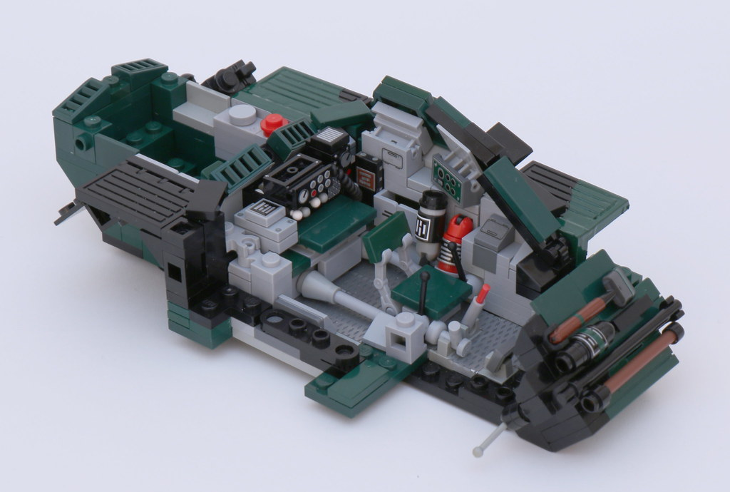Lego First Order Base Moc To Build
