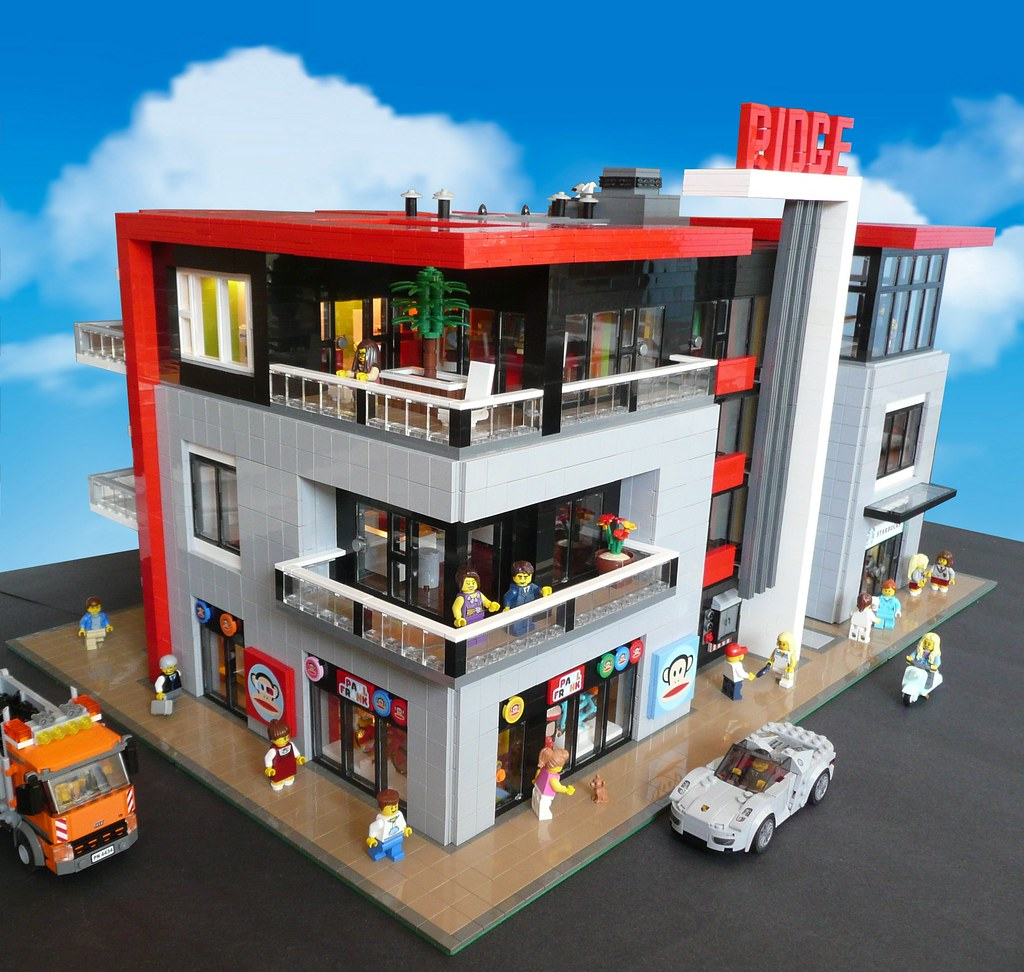 lego the ridge modern townhouse i have always wanted to